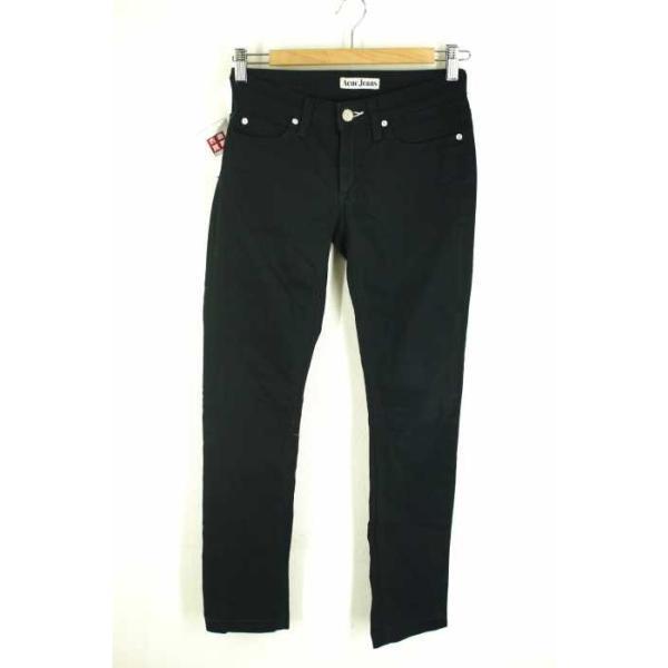 アクネジーンズ Acne Jeans デニムパンツ レディース サイズ25/32 - 中古 ブランド古着バズストア 111217|bazzstore
