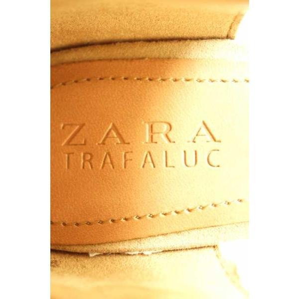 ザラトラファルック ZARA trafaluc パンプス レディース サイズ37 - 中古 ブランド古着バズストア 290118