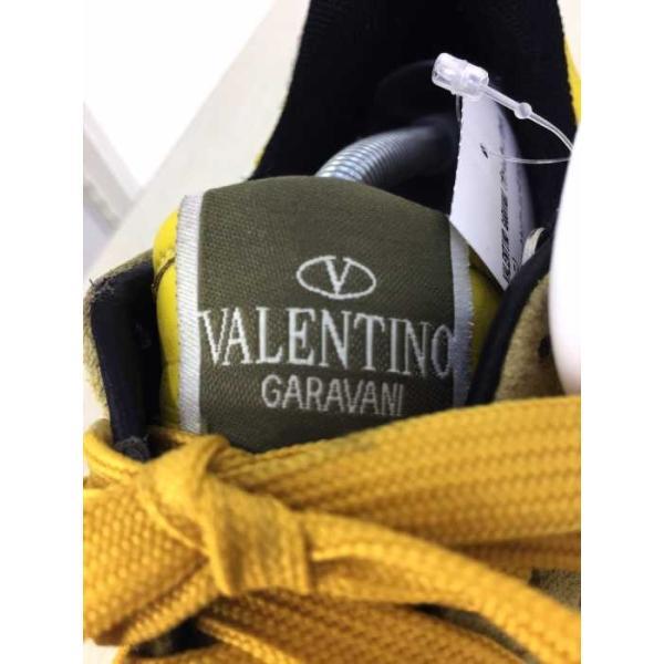 ヴァレンティノガラヴァーニ VALENTINO GARAVANI スニーカー レディース サイズ表記無 ROCKRUNNER ロックランナー 中古 ブ