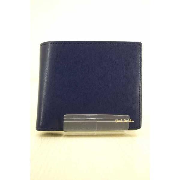 566548ce5e2b ポールスミス Paul Smith 二つ折り財布 メンズ サイズ表記無 CITY EMBOSS WALLET 中古 ブランド ...