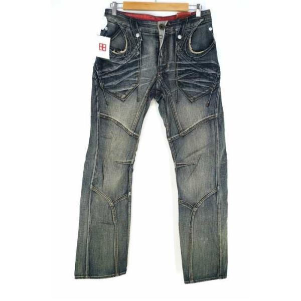TOUGH Jeansmith デニムパンツ メンズ サイズ32 - 中古 ブランド古着バズストア 280918