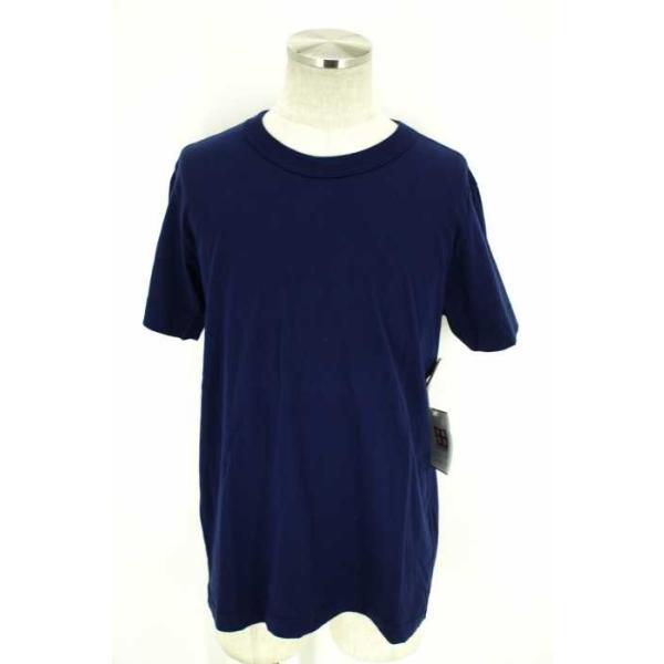 ブラウンバイツータックス BROWN by 2-tacs クルーネックTシャツ メンズ サイズ表記無 Crew neck Tee 中古 ブランド古着バ|bazzstore