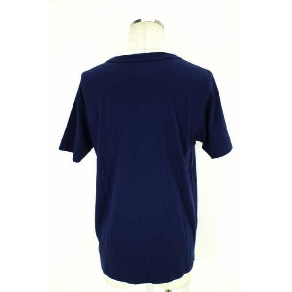 ブラウンバイツータックス BROWN by 2-tacs クルーネックTシャツ メンズ サイズ表記無 Crew neck Tee 中古 ブランド古着バ|bazzstore|02