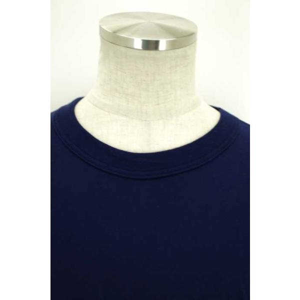 ブラウンバイツータックス BROWN by 2-tacs クルーネックTシャツ メンズ サイズ表記無 Crew neck Tee 中古 ブランド古着バ|bazzstore|04