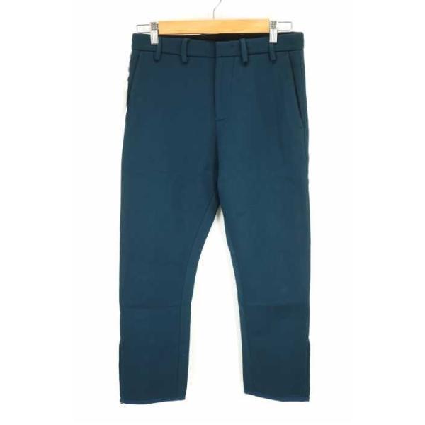 ヌメロヴェントゥーノ N21 パンツ メンズ サイズ44 裾ジップ