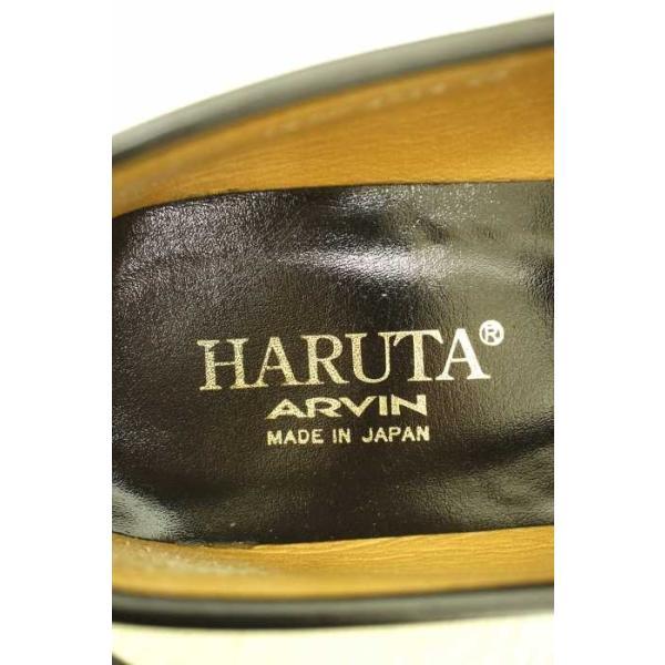 ハルタ HARUTA  ローファー レディース サイズ25 ARVIN 日本製 中古 ブランド古着バズストア 161118