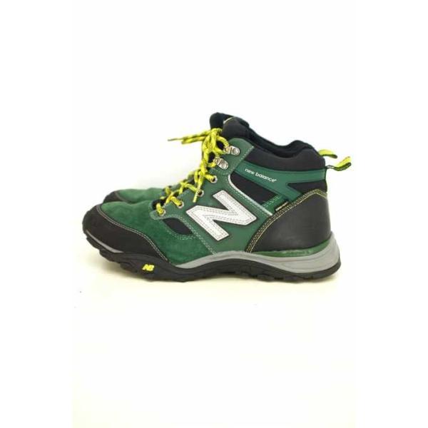 NEW BALANCE(ニューバランス) ブーツ メンズ サイズ27.5cm MO673 EE SM12 スニーカーブーツ 中古 ブランド古着バズスト|bazzstore|02