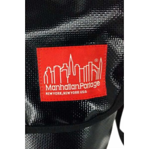 1cc02cb14e0d ... マンハッタンポーテージ Manhattan Portage ショルダーバッグ メンズ サイズ表記無 エナメルショルダーバッグ 中古 ブランド古着  ...