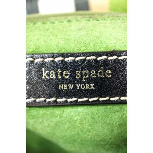 ケイトスペード Kate spade ハンドバッグ レディース サイズ表記無 ストライプハンドバッグ 中古 ブランド古着バズストア 180818