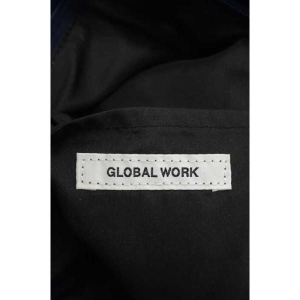 グローバルワーク GLOBAL WORK クラッチバッグ メンズ サイズ表記無 レザークラッチバッグ 中古 ブランド古着バズストア bazzstore 03