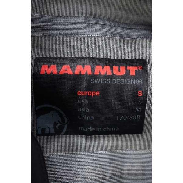 マムート MAMMUT マウンテンジャケット メンズ サイズimport:S GORE-TEX Quantu中古 ブランド古着バズストア 191017|bazzstore|03