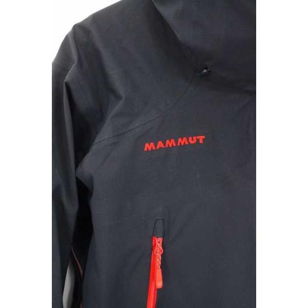マムート MAMMUT マウンテンジャケット メンズ サイズimport:S GORE-TEX Quantu中古 ブランド古着バズストア 191017|bazzstore|06