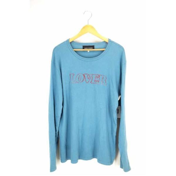 ビアンカシャンドン BIANCA CHANDON クルーネックTシャツ メンズ サイズJPN:XL Lover L/S T-Shirt プリントロング|bazzstore