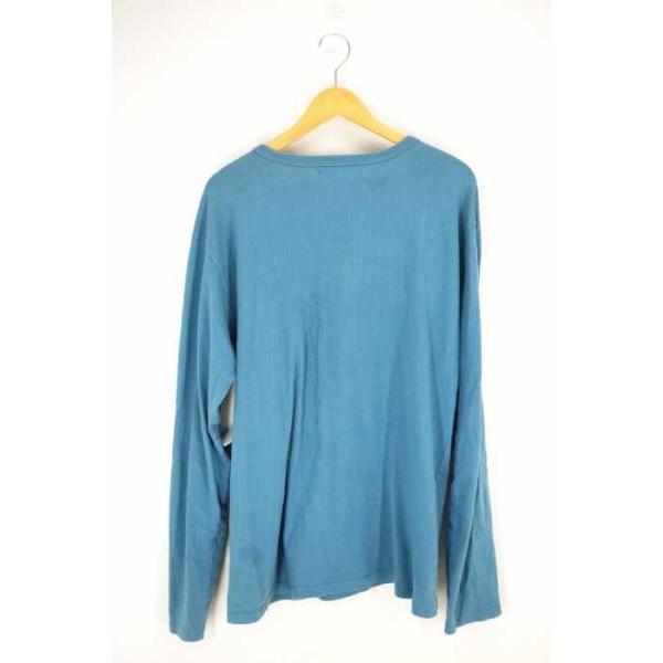 ビアンカシャンドン BIANCA CHANDON クルーネックTシャツ メンズ サイズJPN:XL Lover L/S T-Shirt プリントロング|bazzstore|02