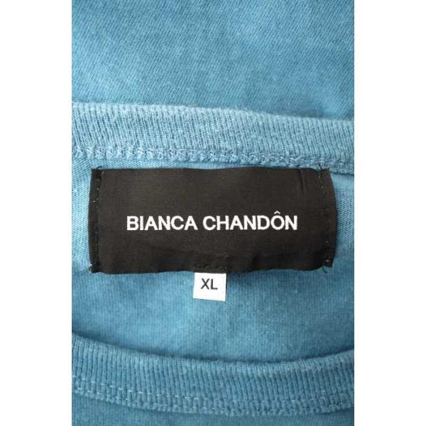ビアンカシャンドン BIANCA CHANDON クルーネックTシャツ メンズ サイズJPN:XL Lover L/S T-Shirt プリントロング|bazzstore|03