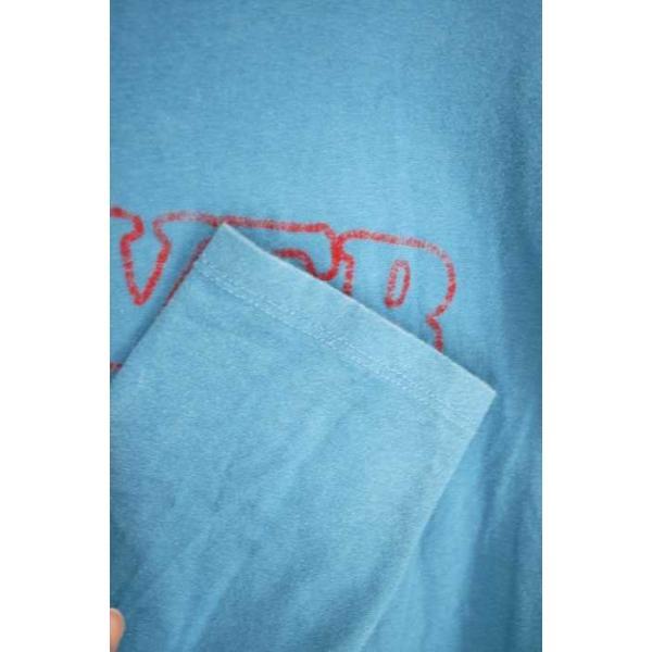 ビアンカシャンドン BIANCA CHANDON クルーネックTシャツ メンズ サイズJPN:XL Lover L/S T-Shirt プリントロング|bazzstore|05