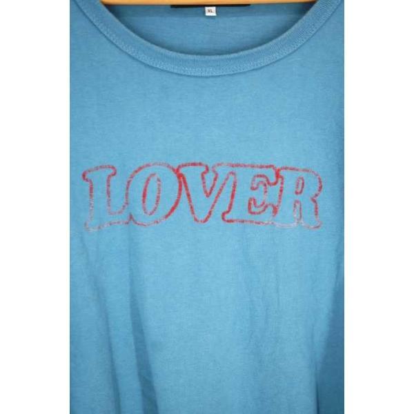 ビアンカシャンドン BIANCA CHANDON クルーネックTシャツ メンズ サイズJPN:XL Lover L/S T-Shirt プリントロング|bazzstore|06