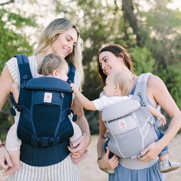 エルゴ 抱っこ紐 新生児 夏用 抱っこひも アダプト クールエアー 新色追加 adapt 日本正規品 2年保証 送料無料|bb-yamadaya|07