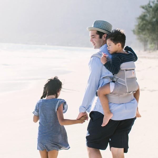 エルゴ 抱っこ紐 新生児 夏用 抱っこひも アダプト クールエアー 新色追加 adapt 日本正規品 2年保証 送料無料|bb-yamadaya|08