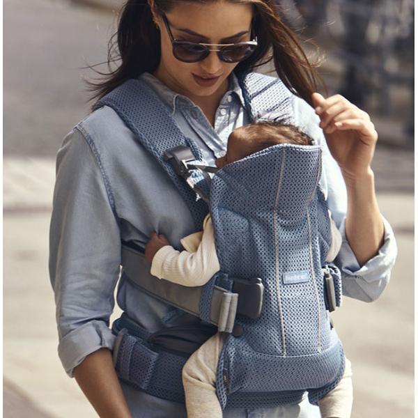 抱っこ紐 抱っこひも 新生児 夏 コンパクト ベビービョルン ONE KAI AIR メッシュ ワンカイ エアー 送料無料|bb-yamadaya|14