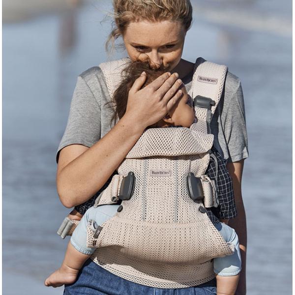 抱っこ紐 抱っこひも 新生児 夏 コンパクト ベビービョルン ONE KAI AIR メッシュ ワンカイ エアー 送料無料|bb-yamadaya|15
