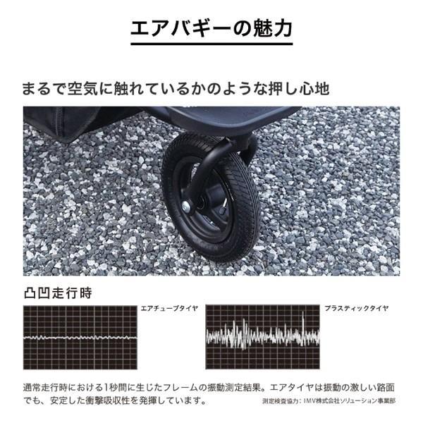ベビーカー バギー 新生児 A型 エアバギー ココブレーキ EX フロムバース COCO BRAKE FROM BIRTH 送料無料|bb-yamadaya|03