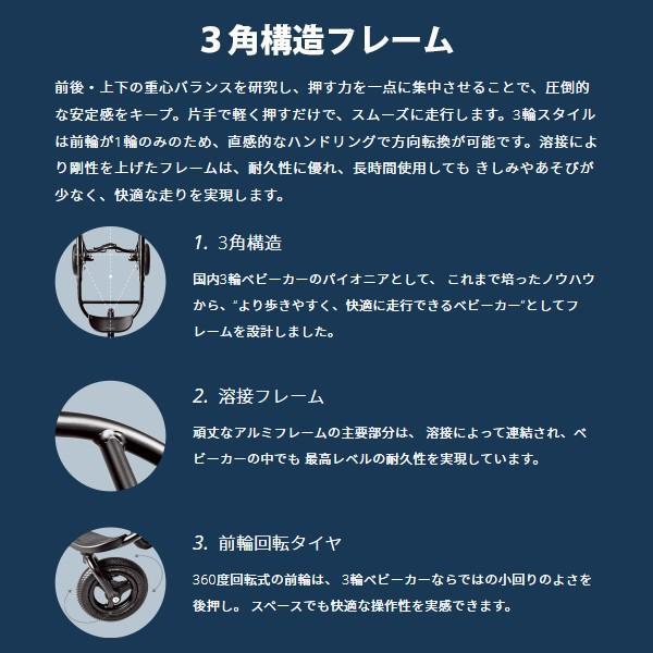 ベビーカー バギー 新生児 A型 エアバギー ココブレーキ EX フロムバース COCO BRAKE FROM BIRTH 送料無料|bb-yamadaya|05