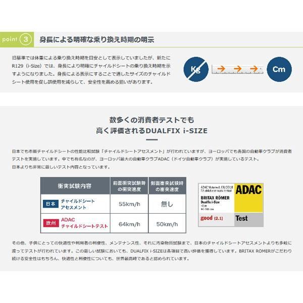 チャイルドシート 新生児 360度回転 ISOFIX ブリタックス レーマー DUALFIX i-size デュアルフィックス アイサイズ 送料無料|bb-yamadaya|19