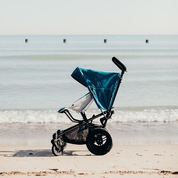 ベビーカー バギー 新生児 B型 マイクラライト ファストフォールド 大型エアチューブタイヤ 振動吸収 レインカバー付属 Micralite 送料無料|bb-yamadaya|14