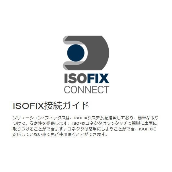 チャイルドシート ジュニアシート ISOFIX シートベルト サイベックス ソリューション Z フィックス Solution Z FIX 送料無料|bb-yamadaya|07