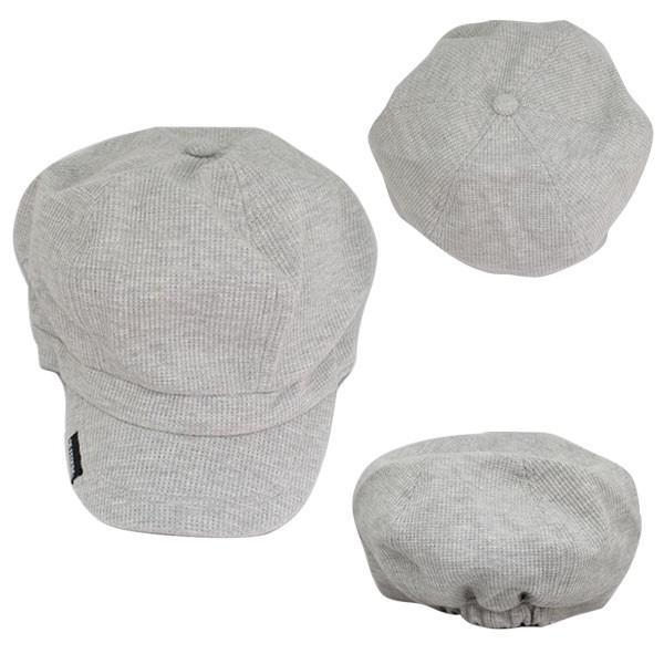 大きいサイズ キャスケット ワッフル生地 帽子 コットン キャスケット帽 無地 キャップ ハンチング 綿 メンズ レディース CAP 1308 bbdirect 06