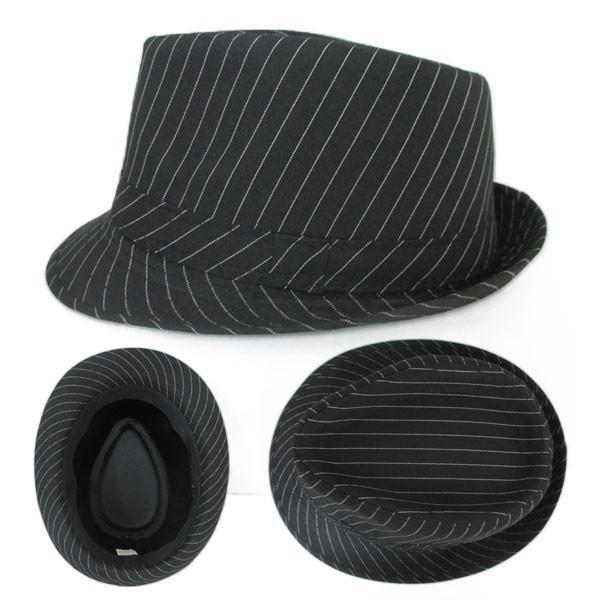 帽子 ハット 中折れハット リボン 無地 ハット 中折れ 黒 ブラック 白 ホワイト メンズ レディース シンプル 衣装 撮影 HAT 350|bbdirect|03