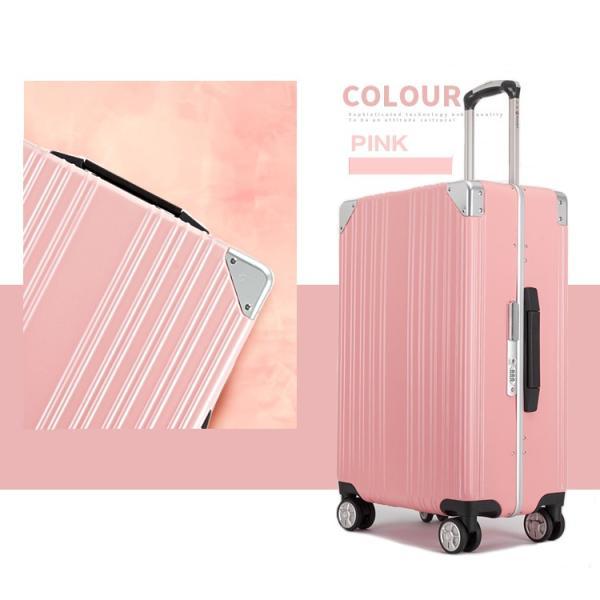 スーツケース キャリーバッグ Lサイズ 大型 軽量 大容量 ハード ケース|bbmonsters|11