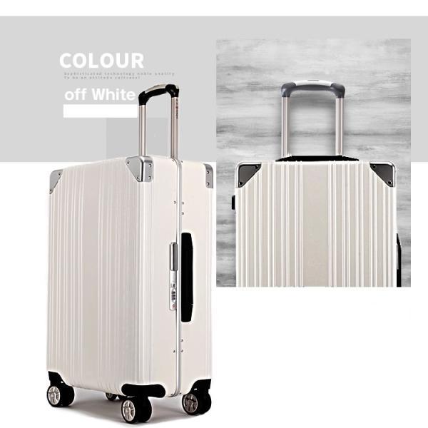 スーツケース キャリーバッグ Mサイズ 中型 軽量 大容量 ハード ケース ダイヤル|bbmonsters|10