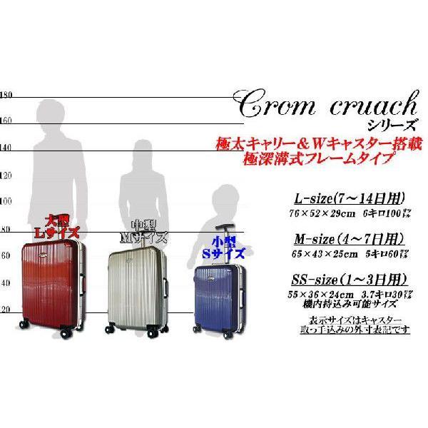 スーツケース 中型 ハードケース キャリーバッグ 軽量 アルミフレーム Mサイズ bbmonsters 04