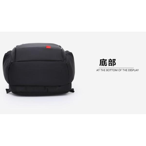 リュック バックパック リュックサック ビジネスリュック デイパック メンズ 旅行バッグ USB ポート付 多機能 PCリュック おしゃれ 大容量|bbmonsters|17