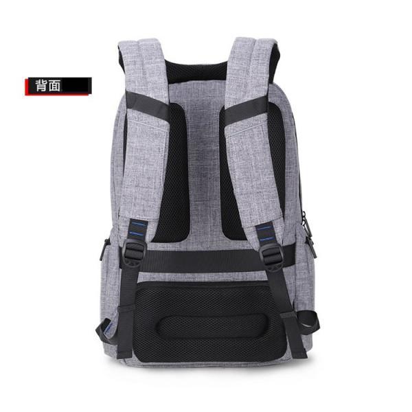 リュック バックパック リュックサック メンズ ビジネスリュック デイパック 旅行バッグ 大容量 USB ポート付 おしゃれ PCリュック|bbmonsters|17