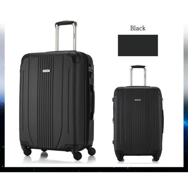 スーツケース Mサイズ 中型 軽量 旅行用品 キャリーバッグ ハードケース ファスナー TSA|bbmonsters|11