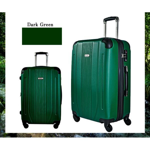 スーツケース Mサイズ 中型 軽量 旅行用品 キャリーバッグ ハードケース ファスナー TSA|bbmonsters|14