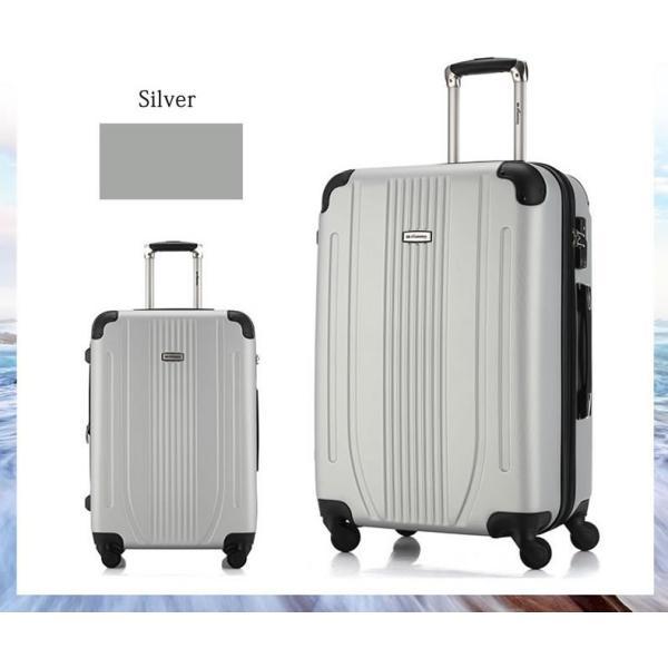 スーツケース Mサイズ 中型 軽量 旅行用品 キャリーバッグ ハードケース ファスナー TSA|bbmonsters|10