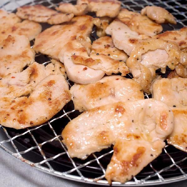 味付け 五穀味鶏 鶏むね肉 320g×3パック 冷凍 (BBQ バーベキュー 焼き肉 焼肉)|bbq|04