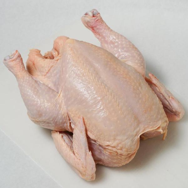 五穀味鶏 丸鶏 中抜き(内蔵なし骨付き丸鶏) 冷凍 真空パック ブロック (BBQ バーベキュー 焼き肉 焼肉) bbq