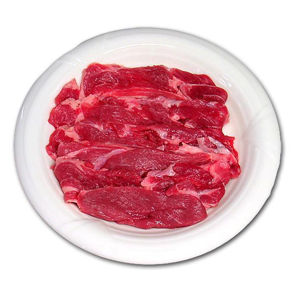 しゃぶしゃぶ 羊肉 生ラム 500g