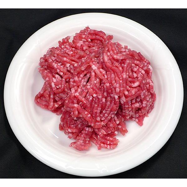 豚肉 国産 挽肉 ひき肉 挽き肉 (やまざきポーク青森県産) 100g 赤身80%