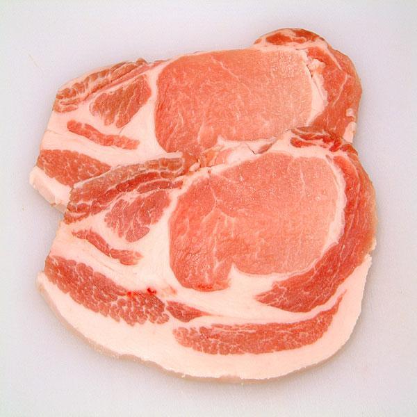 焼き肉 豚肉 国産 豚ロース(やまざきポーク青森県産) 500g 焼き肉用 スライス (BBQ バーべキュー)焼肉