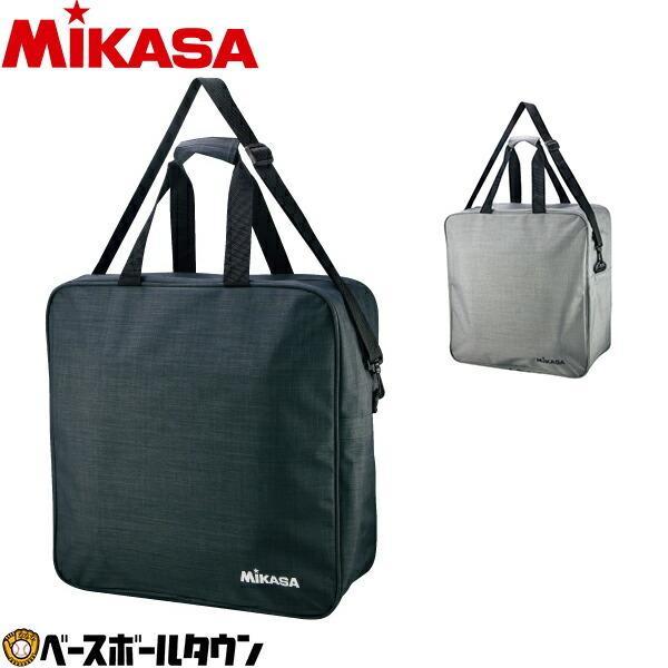 バスケット バッグ ミカサ(mikasa) バスケットボールバッグ4個入 ac-bgl40
