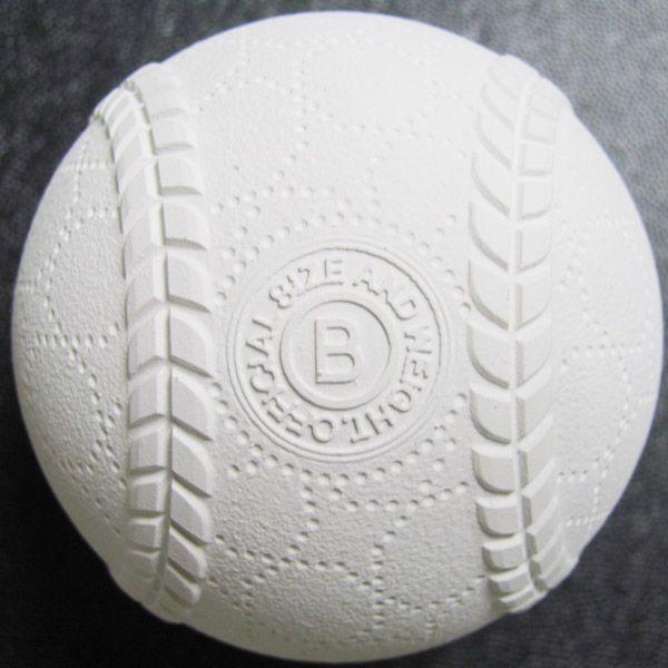 ボール B号球 1個売り 上手くなる軟式練習球 フィールドフォースメンズ|bbtown|02