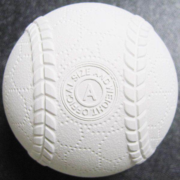 ボール A号球 1個売り 上手くなる軟式練習球 フィールドフォース メンズ|bbtown|02