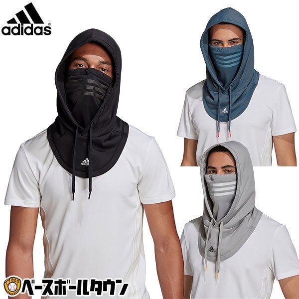アディダスフェイスマスク防寒エッセンシャルズフェイスカバーKOH79目出し帽ネックウォーマーマフラーバフサッカースポーツジョギン
