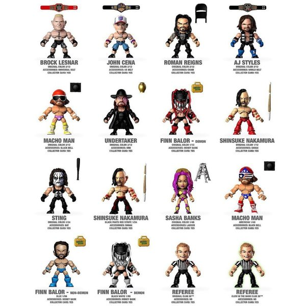 WWE Blind Boxes Loyal Subjects Vinyl Figure|bdrop|02